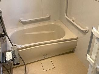 バスルームリフォーム 毎日リラックスできる暖かい浴室空間