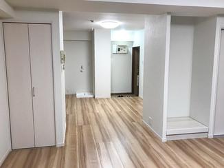 マンションリフォーム フルリフォームして広々とした住みやすいマンションに