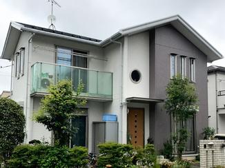 外壁・屋根リフォーム 色合いの選定にこだわった外壁・屋根塗装