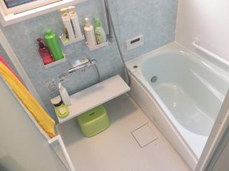 バスルームリフォーム お悩み一挙解決!在来タイプから最新スタイルへの浴室&窓リフォーム