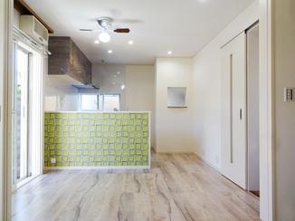 戸建フルリフォーム 家族皆が過ごしやすい開放感のあるお家へフルリフォーム